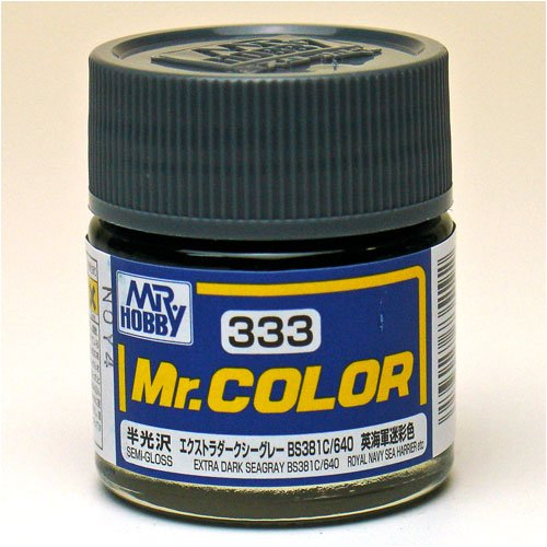 Mr.カラー C333 エクストラダークシーグレー