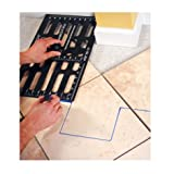 TileRight TR0004 Measure Right Pro 10-Inch to 17-Inch Tile Setter Template