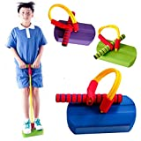 Foam Pogo Jumper Bungee Jumper, Supports up To 250lbs (Purple)