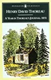 img - for A Year in Thoreau's Journal: 1851 (Penguin Classics) book / textbook / text book