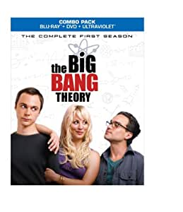 The Big Bang Theory: Season 1 [Blu-ray]