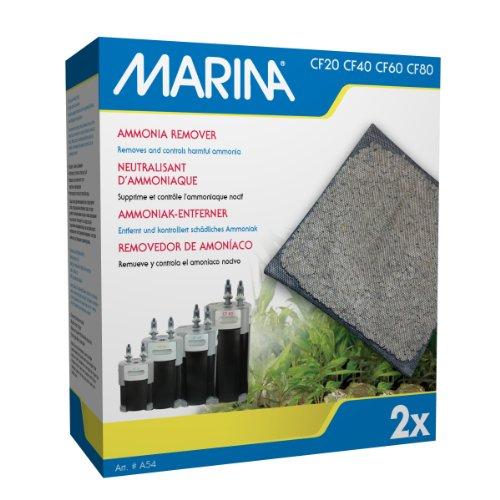 (2-Pack Marina Zeolite Aquarium Filter)