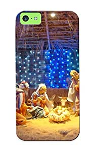 Graceyou Case Cover Holiday Christmas Religion/ Fashionable Case For Iphone 5/5s