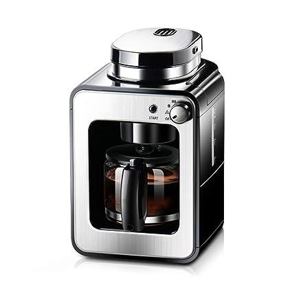 Cafeteras de Espresso automáticas Máquina de café máquina automática doméstica máquina de té pequeña Molinillo de