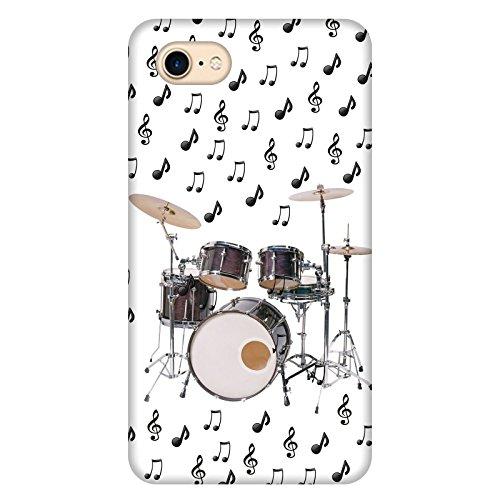 Coque Iphone 7 - Batterie musique