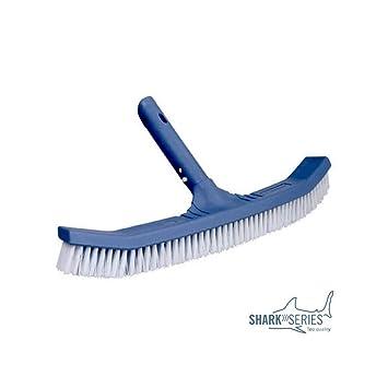 36615 Cepillo de fondo línea shark 45cm limpieza del fondo de las piscinas para cualquier superficie