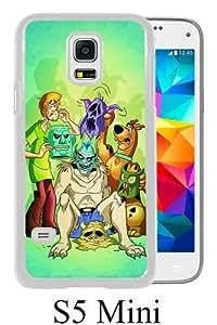Scooby-Doo 2 White Fashion Design Customized Picture Samsung Galaxy S5 Mini Case