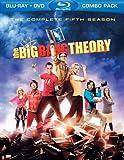 The Big Bang Theory: The Complete Fifth Season [Blu-ray + DVD]