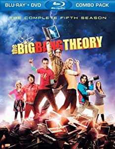 The Big Bang Theory: The Complete Fifth Season [Blu-ray + DVD]