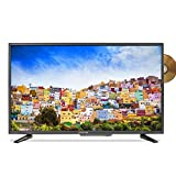 Sceptre 32'' Class HD (720P) LED TV with Built-in DVD