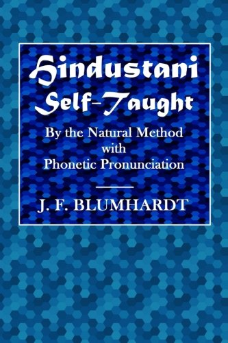 Hindustani Self-Taught: By the Natural Method with Phonetic Pronunciation