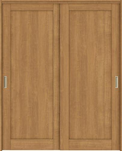 ラシッサS 上吊引戸 引違い戸2枚建 ASUH-LAG 1820 錠なし W:1,824mm × H:2,023mm ノンケーシング 本体/枠色:クリエラスク(LL) 枠種類:156mm幅(ノンケーシング枠) 引手(シャインニッケル) 床見切り:なし 機能:ブレーキ LIXIL リクシル TOSTEM トステム