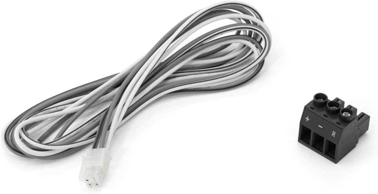 ACP//ACS-PP-CA-RP and PowerWedge+ Replacement Speaker Input Wire Harness and Power Plug for MicroSub