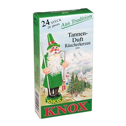 Knox Pine Incense Cones