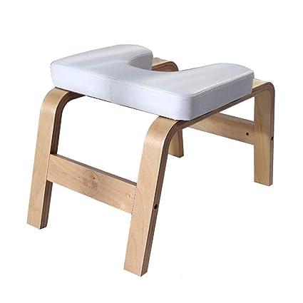 Amazon.com : Headstand bench Birch Yoga Chair, Heavy Duty ...