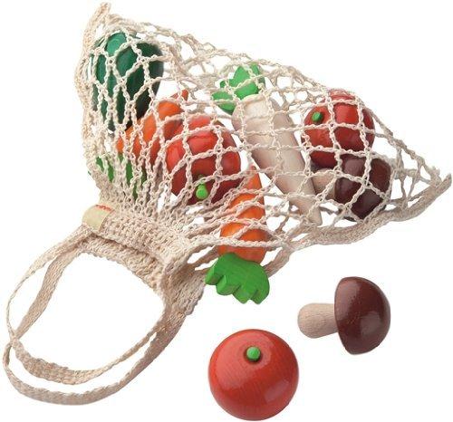 Haba Toy Bag (HABA Vegetable Set in Shopping Bag)