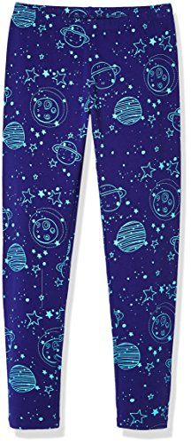 A For Awesome Girls Legging Pant Large Girls Space Aop
