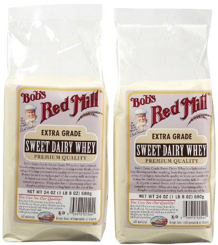 Bob's Red Mill Sweet Dairy Whey Milk - 24 oz - 2 (Sweet Dairy Whey)