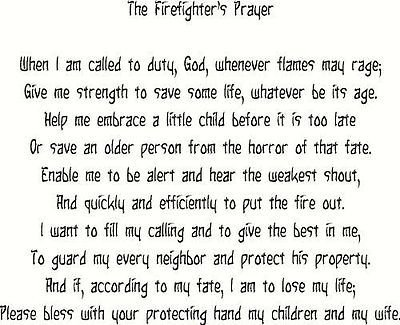 Review The Firefighter'S Prayer Bible