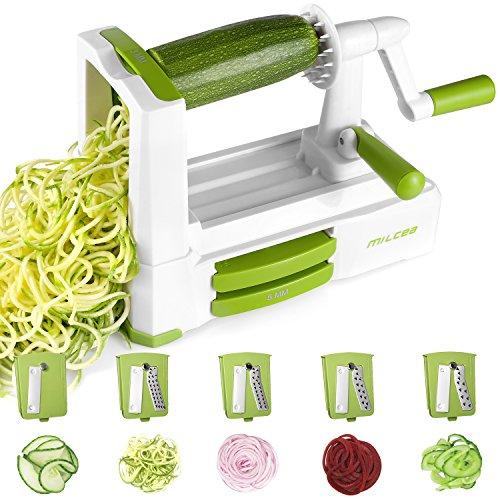vegetable spiral slicer parts - 6