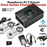 RetroBox - Raspberry Pi 3 Based Retro Game Console, 16GB Edition, Kodi, Retropie