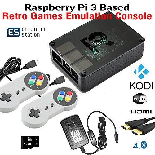 RetroBox Raspberry Based Console Retropie