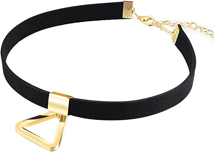 """A LADIES BLACK LEATHER CORD 13-14/"""" CHOKER WITH HONEY BEE CHARM NECKLACE ."""