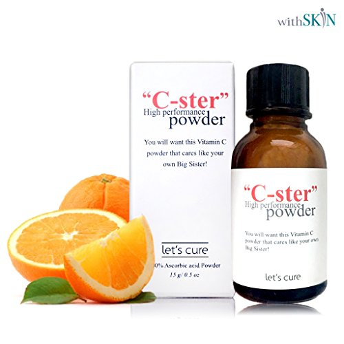 [WITHSKIN] Let's Cure C-ster High Performance Whitening 1...