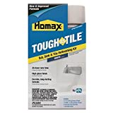 Homax 720773 Tub & Sink Brush-On One-Part Epoxy, 26-Ounce White