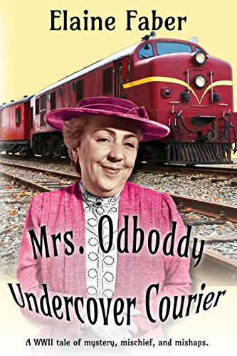 Mrs. Odboddy: Undercover Courier