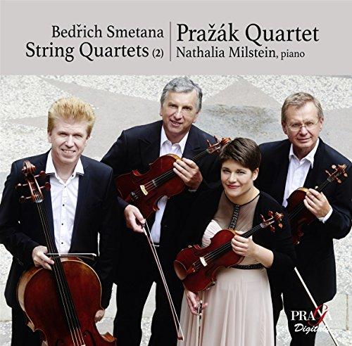 SACD : PRAZáK QUARTET - Smetana: String Quartets Nos.1 And 2 (SACD)