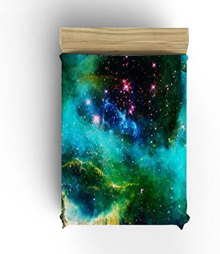 Postmodern Style Art Stars Flannel Fleece Modern Blanket Thick Cozy Solid Blankets (Multi-color)