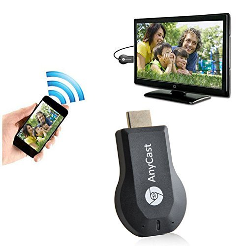 AnyCast HDMI Dongle WiFi Display Adapter Receiver 1080P HD TV Stick Support MiraCast AirPlay DNLA Airmirroring