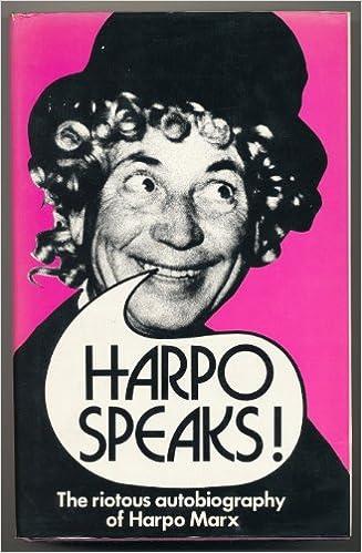 Book Harpo Speaks!