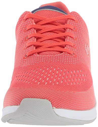 Lacoste Womens Chaumont 118 3 Spw Sneaker Pnk / Viola Scuro