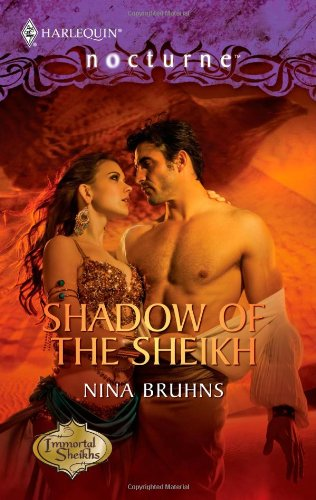book cover of Shadow of the Sheikh
