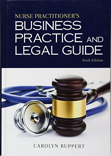 Nurse Practitioner's Business Practice and Legal Guide cover