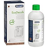 Delonghi Magnifica Espresso Coffee Maker Cleaner Natural Descaler 500ml NOKALK by Coffee