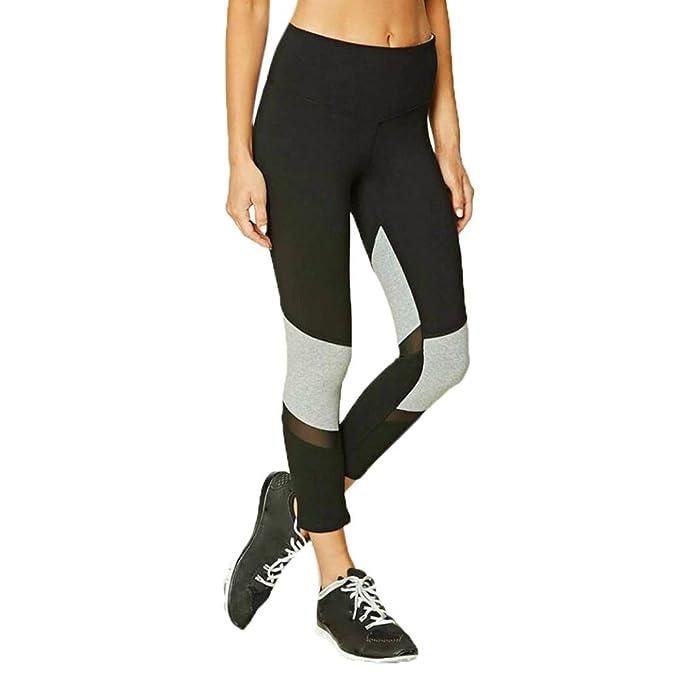 Pantalones Yoga Mujeres, Xinantime Pantalones de Las Aptitud ...