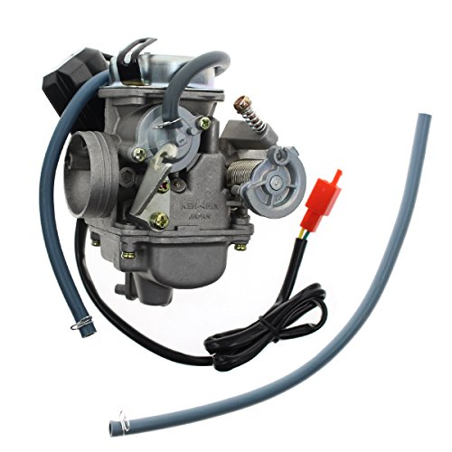 GooDeal GY6 150 cc Carburetor Carb Scooter Go Kart Howhit Go Cart 26mm 4 stroke 150cc
