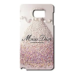 Miss Dior Back Cover For Samsung Galaxy Note 5 3D Hard Plastic Case