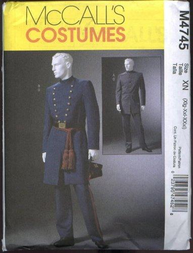 McCalls Sewing Pattern XL XXXL Costume