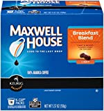 Maxwell House Breakfast Blend K-Cup Packs - 18 count
