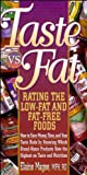 Taste vs. Fat, Elaine Magee, 0471347086
