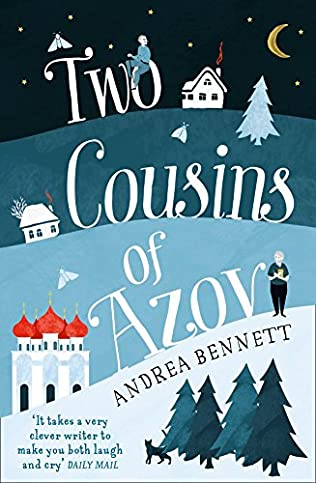 book cover of Two Cousins of Azov