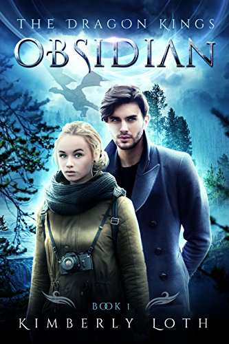 Obsidian (The Dragon Kings, #1) - Kimberly Loth