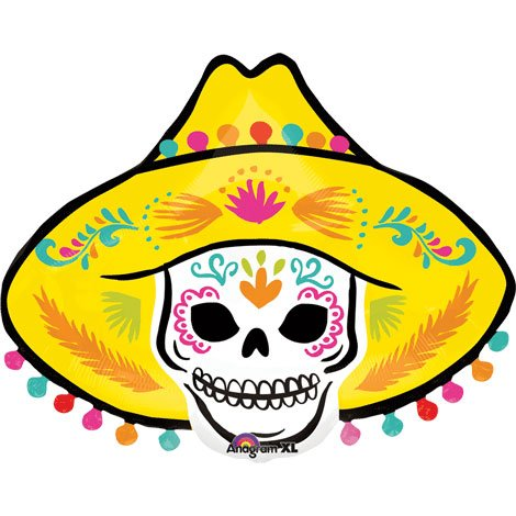 Spanish Sugar Skull Halloween 29