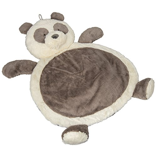 Mary Meyer Baby Mat, Panda, Black/White (Custom Nap Mats)