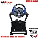 GT Omega Steering Wheel stand PRO suitable For Thrustmaster T150 Force Feedback Racing Wheel PS4