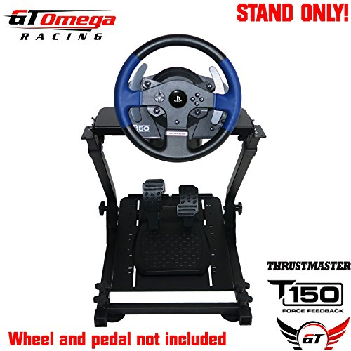GT Omega Steering Wheel stand PRO suitable For Thrustmaster